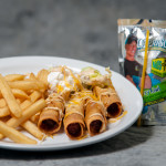 0001_Para Los Ninos (Kids) Taquitos w Fries
