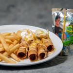 0001_Para Los Ninos (Kids) Taquitos w Fries